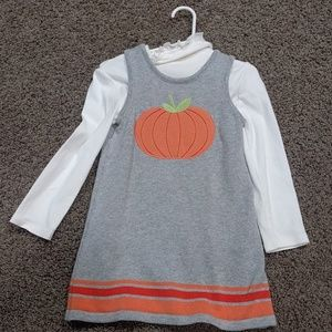 Gymboree Jumper and top